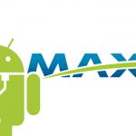Maxx Genx Droid 7 USB Driver