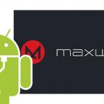 Maxwest Astro X55S USB Driver