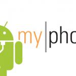 MyPhone MYA16 USB Driver