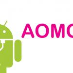 Aomor L8 USB Driver