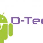 D-Tech D5-S USB Driver