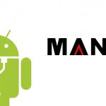 Mann 8S USB Driver
