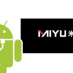 Miyu MX20 Plus USB Driver
