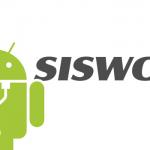 Siswoo A6 Vanilla USB Driver