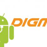 Digma IDxQ5 USB Driver
