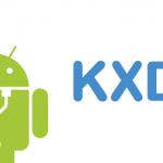 KXD W50 USB Driver