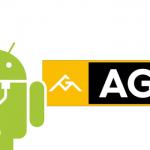 AGM A9 USB Driver