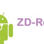 ZDR I6000W USB Driver